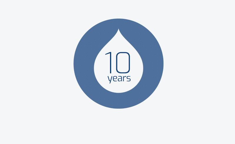 Drupal Web Development UK - 10 Year Anniversary
