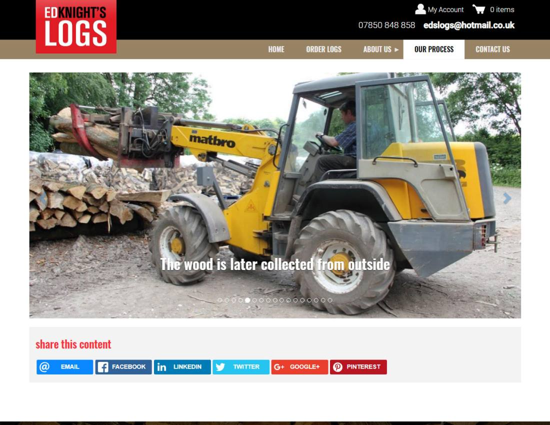 E-commerce Website for Wiltshire Business