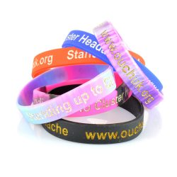 Charity wristbands photo