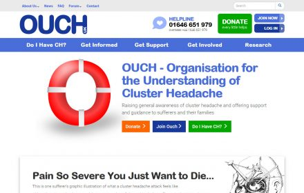 CiviCRM & Drupal site for UK charity